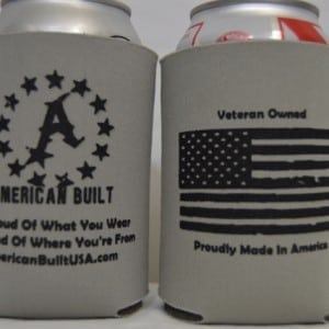 Grey Koozie
