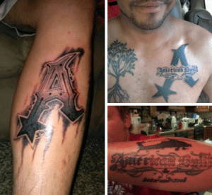 Inked in American Built