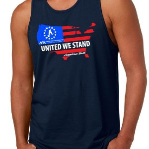United We Stand Tank Tops